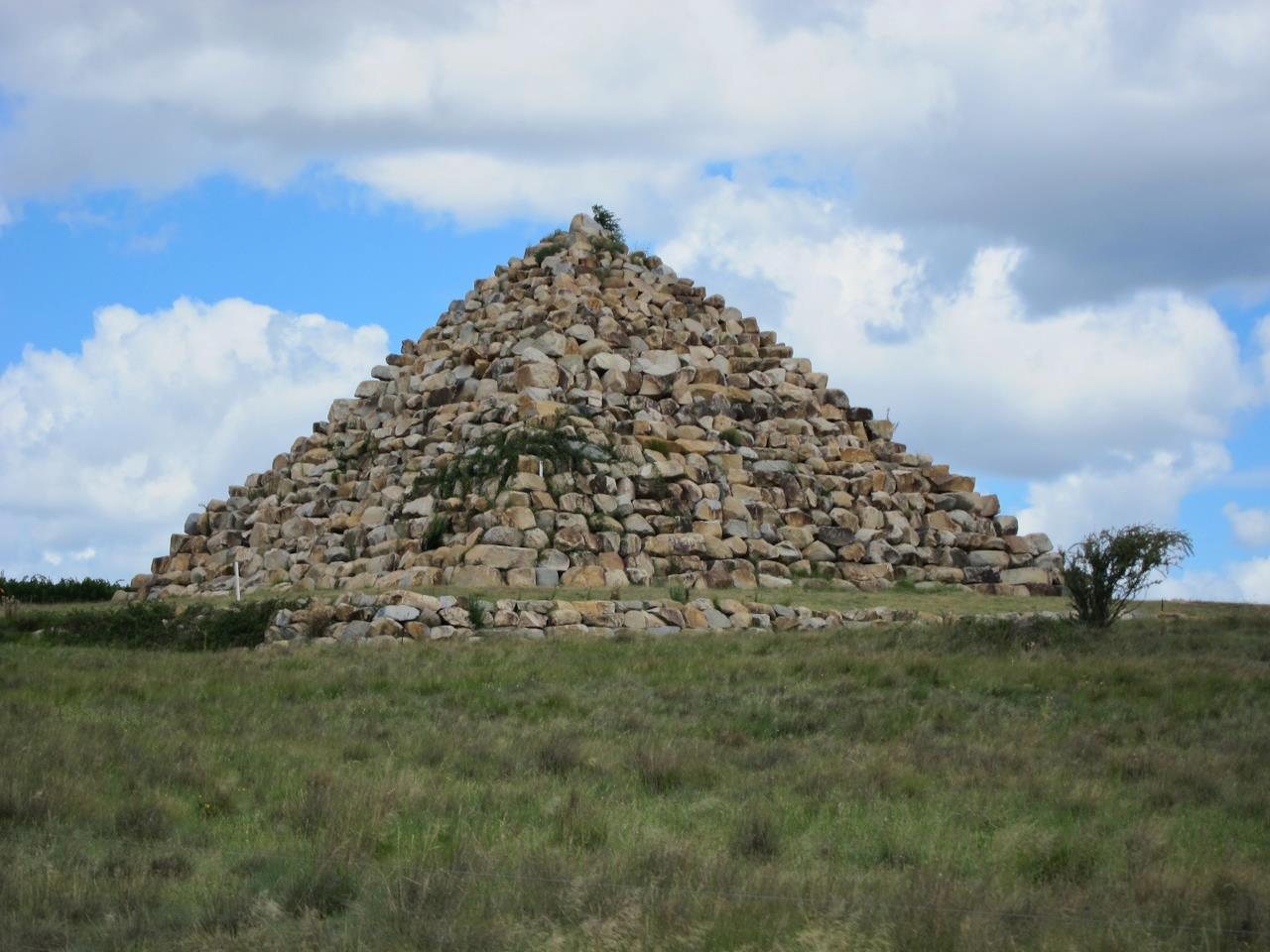 Big Pyramid Ballandean