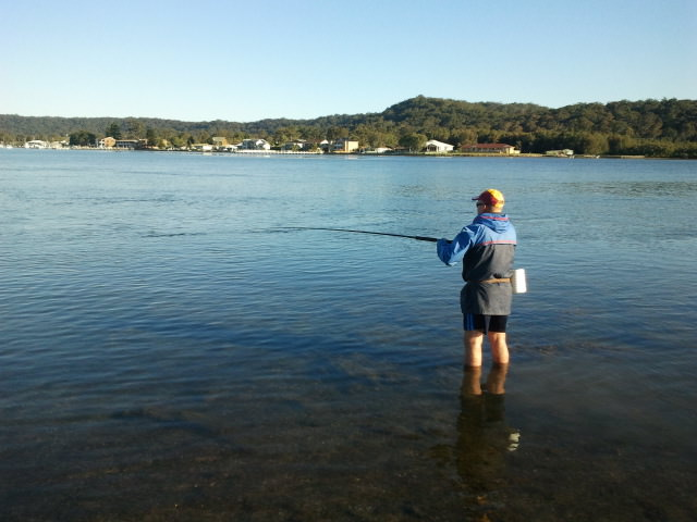 central coast fishing