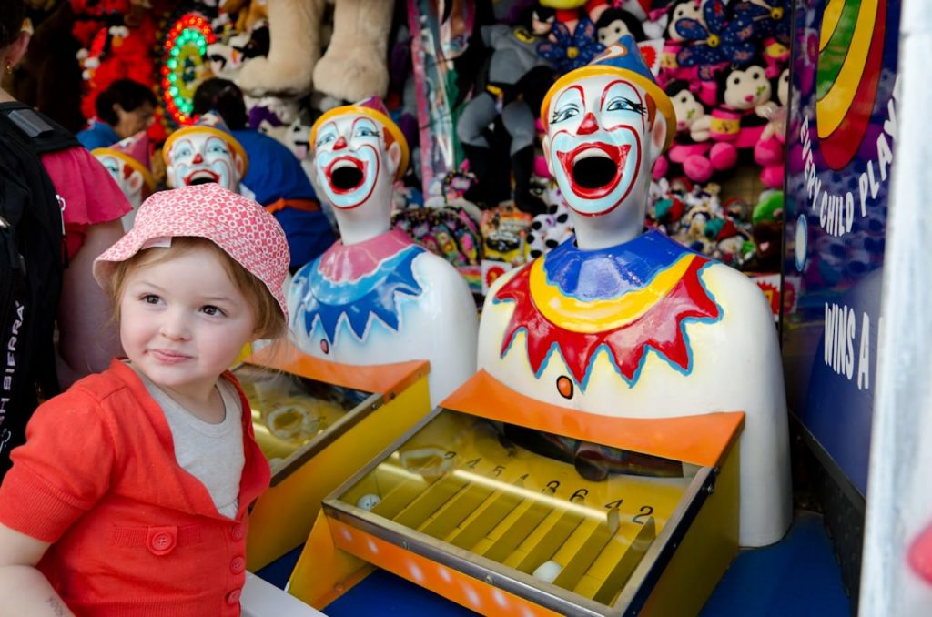 ekka brisbane clowns