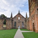Port Arthur Church