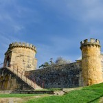 Port Arthur watchtowers